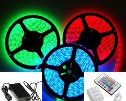 Ruban LED RGB RGB-5m