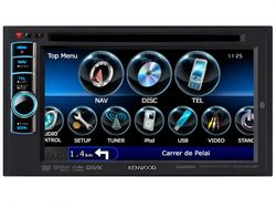 KENWOOD DNX 4210 BT