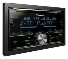 PIONEER FH-X730BT Autoradio 2 DIN